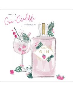 Have a Gin-Credible Birthday!