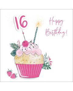 Happy Birthday, 16