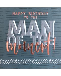 Happy Birthday to the man of the moment!