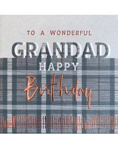 To a wonderful Grandad, Happy Birthday