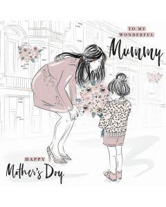 To my wonderful Mummy