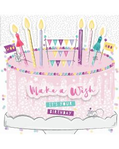 Make a Wish, It's your Birthday