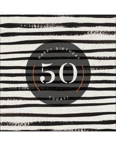 Happy Birthday, 50 Today!
