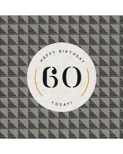 Happy Birthday, 60 Today!