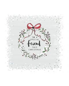 To a special Friend this Christmas