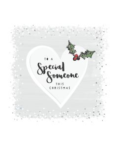 To a Special Someone this Christmas