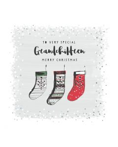 To special Grandchildren with love at Christmas