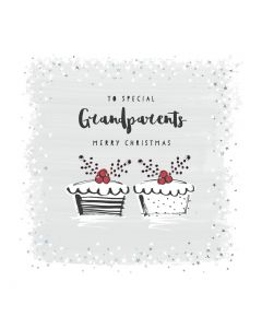 Christmas wishes to special Grandparents