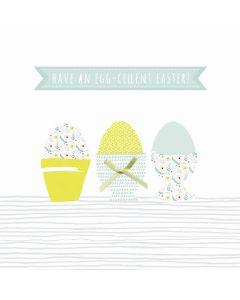 Have an Egg-celent Easter!