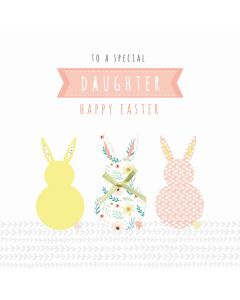 To a special Daughter, Happy Easter
