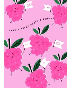 Have a berry Happy Birthday!