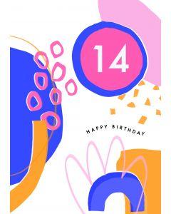 Happy Birthday, 14