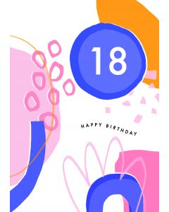 Happy Birthday, 18